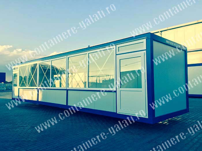 containere magazin lung Alba